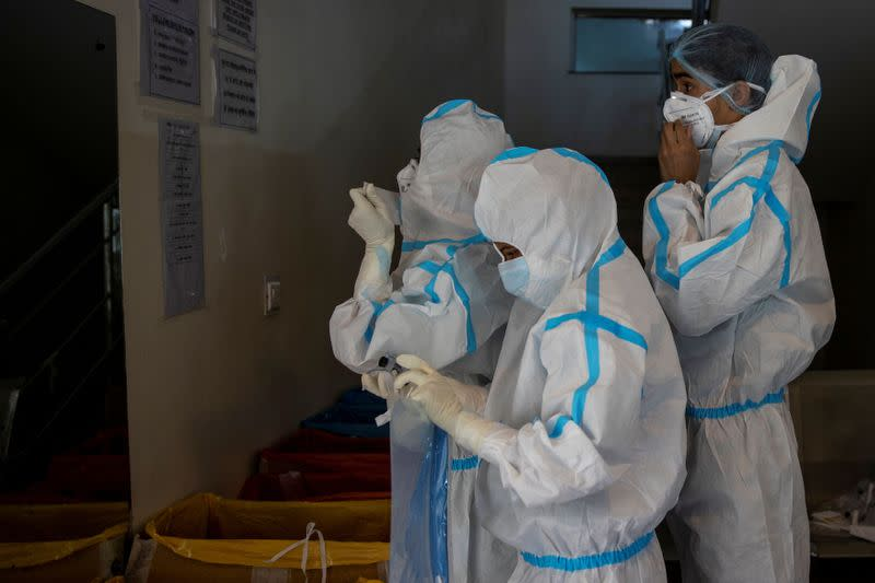 India overtakes Brazil in coronavirus infections, some rail services resume