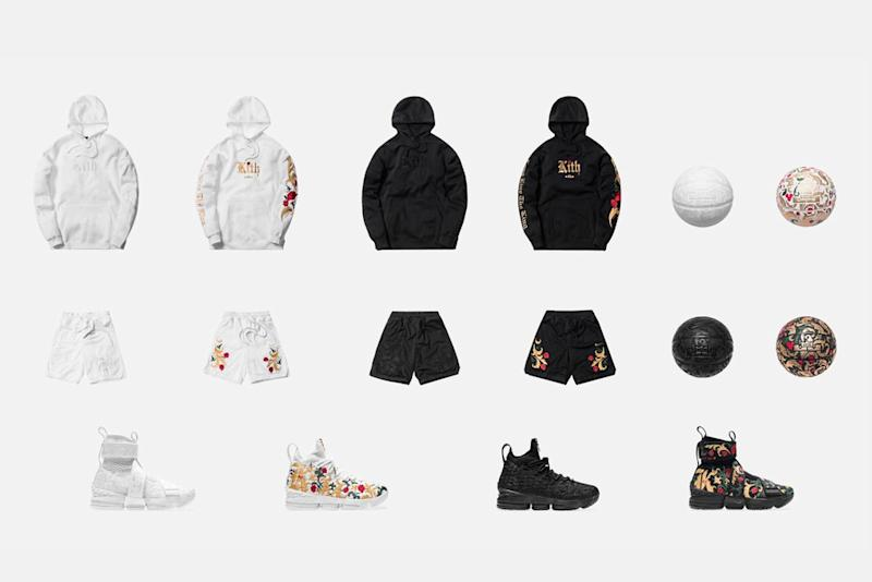 7bfdd575b04 The Kith x Nike LeBron  Long Live the King  Chapter 2 Collection Drops Today