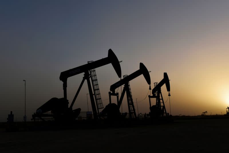 Oil prices rise as U.S. crude stocks build less than expected