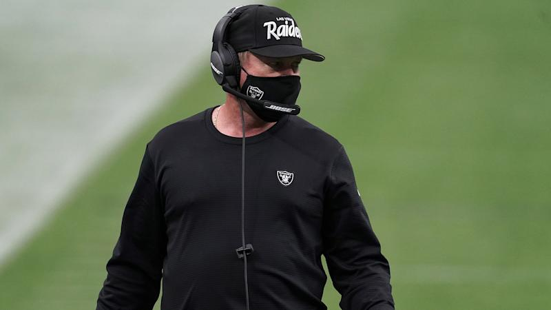 Why Raiders' unconventional 2020 bye week comes at good time for Vegas