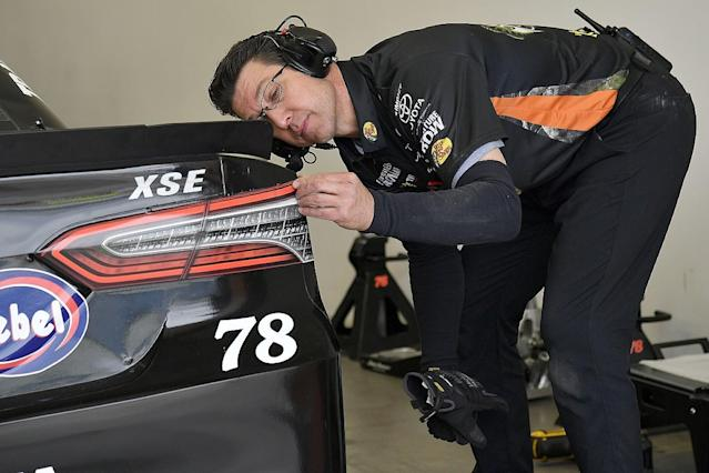 Truex: Penalties make it seem everyone's a cheat
