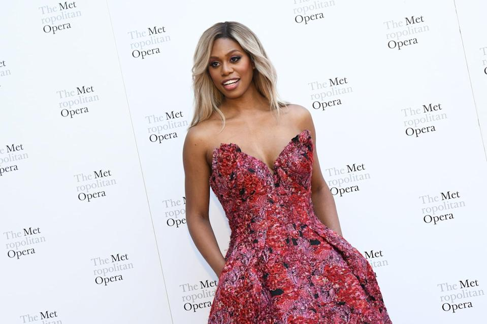 """<p>""""To have gotten to be in the same room as you multiple times, is truly to have been in the presence of GREATNESS!!. <a href=""""https://twitter.com/Lavernecox/status/1354961031651495937"""" class=""""link rapid-noclick-resp"""" rel=""""nofollow noopener"""" target=""""_blank"""" data-ylk=""""slk:There are no words"""">There are no words</a>, just all the feelings you've evoked in us all and the indescribable blueprint, legacy you leave for us all. Thank you REST IN POWER! #cicelytyson.""""</p>"""