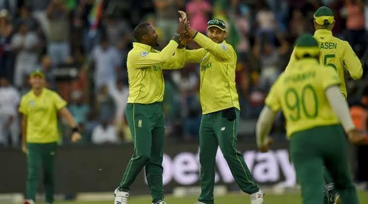 South Africa will be aiming a clean sweep against the visitors