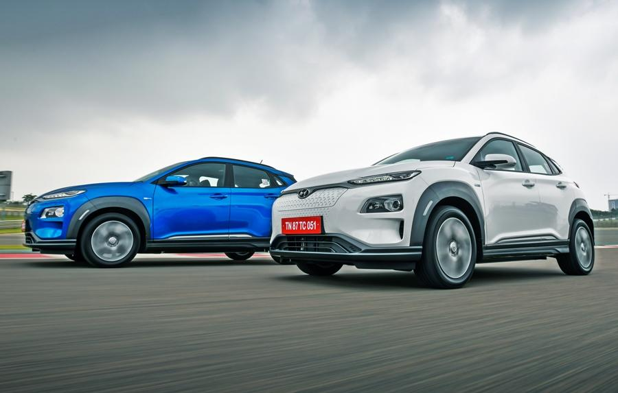 Before the Kona, the electric cars on sale were nothing short of a disappointment and that's why no one bought them. The Kona is the first proper EV and that is because being EV is not its only USP. It's decent range and performance make you seriously think about going electric.