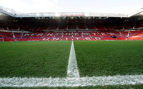 old trafford - Credit: REUTERS