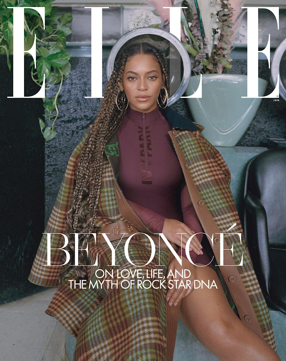 """After being asked by a fan if she felt slighted for not winning any awards for her visual album <a href=""""https://people.com/music/beyonce-lemonade-streaming-spotify-apple-music/"""" rel=""""nofollow noopener"""" target=""""_blank"""" data-ylk=""""slk:Lemonade"""" class=""""link rapid-noclick-resp""""><em>Lemonade</em></a> and Netflix film <a href=""""https://people.com/music/beyonce-netflix-homecoming-documentary-highlights-coachella/"""" rel=""""nofollow noopener"""" target=""""_blank"""" data-ylk=""""slk:Homecoming"""" class=""""link rapid-noclick-resp""""><em>Homecoming</em></a>, the star of <a href=""""https://people.com/music/beyonce-elle-magazine-interview-beyhive-adidas-pregnancy-rumors/"""" rel=""""nofollow noopener"""" target=""""_blank"""" data-ylk=""""slk:ELLE's January 2020 issue"""" class=""""link rapid-noclick-resp""""><em>ELLE</em>'s January 2020 issue</a> explained that her definition of success changed once she experienced pregnancy loss and became a mother. """"🙏🏾 I began to search for deeper meaning when life began to teach me lessons I didn't know I needed. Success looks different to me now. I learned that all pain and loss is in fact a gift,"""" Knowles Carter began. """"Having miscarriages taught me that I had to mother myself before I could be a mother to someone else. Then I had Blue, and the quest for my purpose became so much deeper. I died and was reborn in my relationship, and the quest for self became even stronger."""" """"It's difficult for me to go backwards,"""" she continued. """"Being 'number one' was no longer my priority. My true win is creating art and a legacy that will live far beyond me. That's fulfilling."""""""