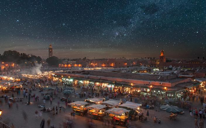 marrakech - Getty