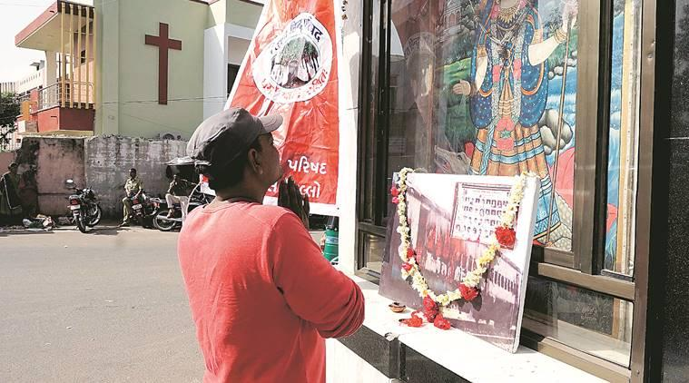 At Godhra rail yard, a man remembers the dead, others vow never to forget them