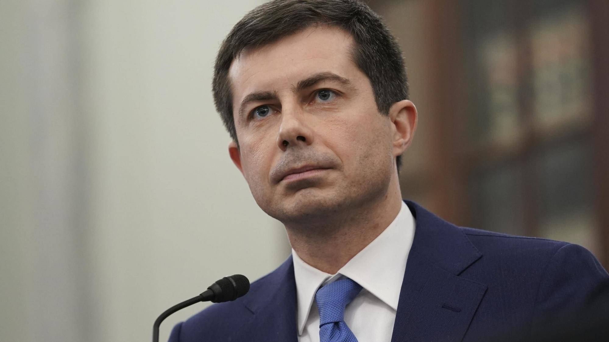 money.yahoo.com: Pete Buttigieg confirmed as Transportation secretary