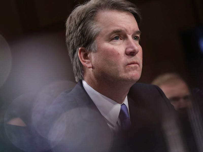 Kavanaugh Classmate: 'I Don't Think Many Of His Answers Were Credible'
