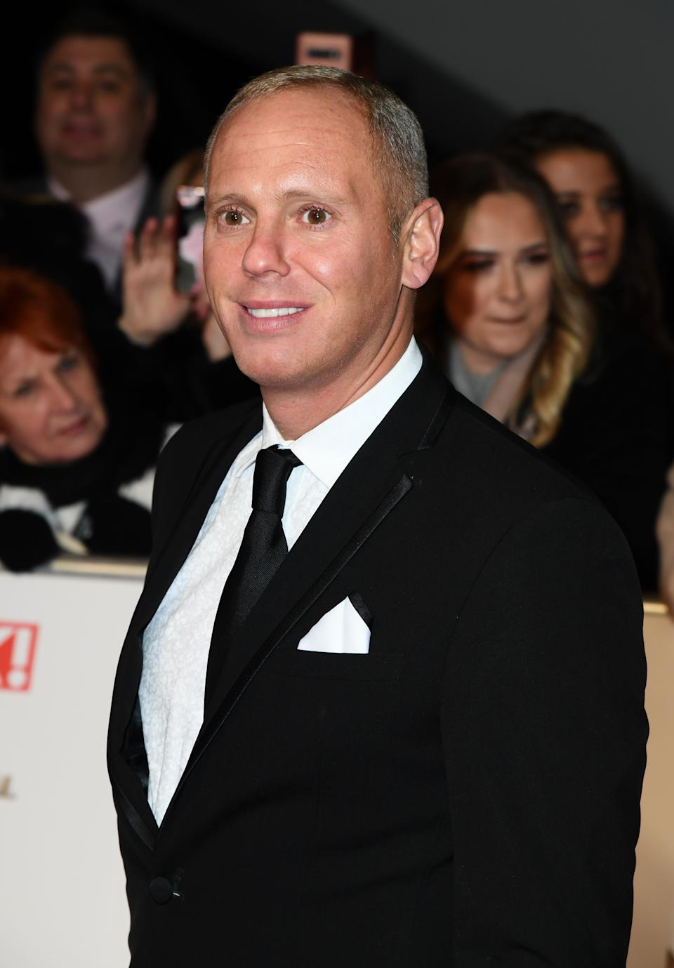 Robert Rinder attends the National Television Awards 2020 at The O2 Arena on January 28, 2020 in London, England. (Photo by Gareth Cattermole/Getty Images)