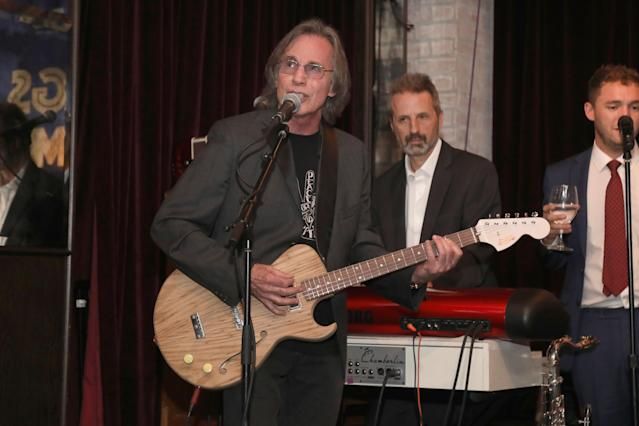 Jackson Browne performs at Artists for Peace and Justice Present Songs From The Cinema (Photo: Jerritt Clark/Getty Images for Artists for Peace and Justice)
