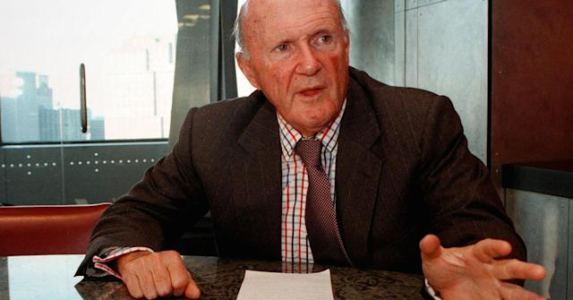 Julian Robertson, the founder of Tiger Management.
