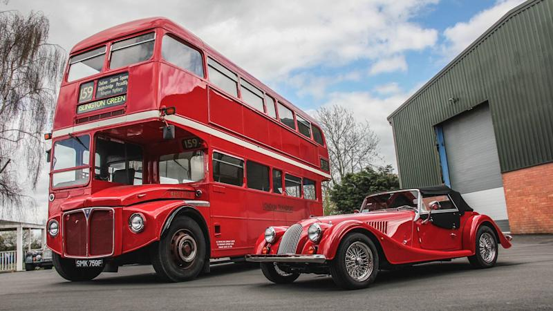 Morgan Routemaster London Bus
