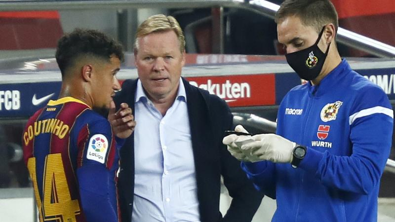 Koeman enjoys opening win, Crouch's penalty admission – Monday's sporting social