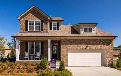 Calderwood floor plan at Chelsea's Way in Cross Plains, TN | Century Communities