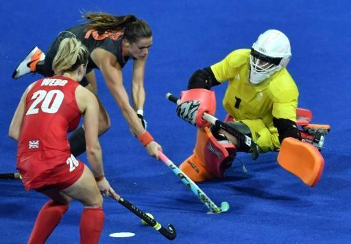Britain stun Dutch for first women's hockey gold