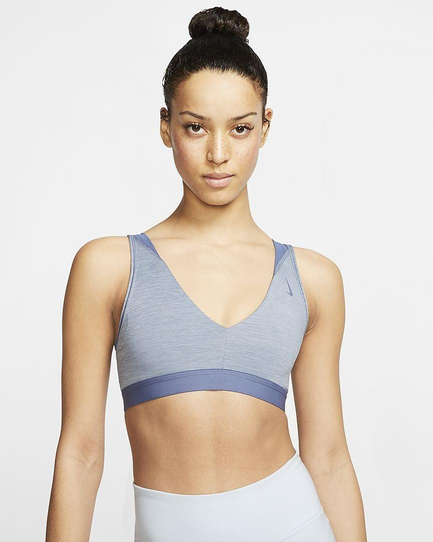 "<p>You can't go wrong with this <a href=""https://www.popsugar.com/buy/Nike-Yoga-Women-Light-Support-Twisted-Keyhole-Sports-Bra-580679?p_name=Nike%20Yoga%20Women%27s%20Light-Support%20Twisted%20Keyhole%20Sports%20Bra&retailer=nike.com&pid=580679&price=35&evar1=fit%3Auk&evar9=46472938&evar98=https%3A%2F%2Fwww.popsugar.com%2Ffitness%2Fphoto-gallery%2F46472938%2Fimage%2F47590570%2FNike-Yoga-Women-Light-Support-Twisted-Keyhole-Sports-Bra&list1=shopping%2Cworkout%20clothes%2Cfitness%20gear%2Cproducts%20under%20%2450%2C50%20under%20%2450%2Cfitness%20shopping%2Caffordable%20shopping&prop13=api&pdata=1"" class=""link rapid-noclick-resp"" rel=""nofollow noopener"" target=""_blank"" data-ylk=""slk:Nike Yoga Women's Light-Support Twisted Keyhole Sports Bra"">Nike Yoga Women's Light-Support Twisted Keyhole Sports Bra</a> ($35).</p>"