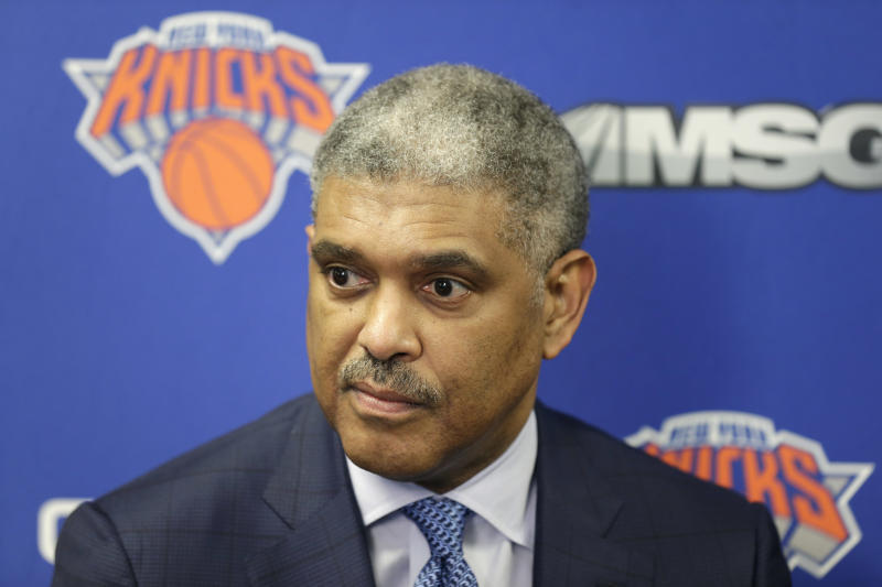 Knicks fire president Steve Mills and have already begun interviewing replacements