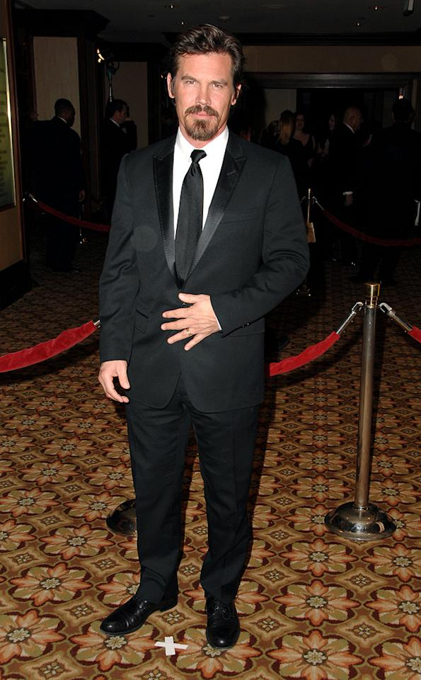 """<a href=""""http://movies.yahoo.com/movie/contributor/1800019611"""">Josh Brolin</a> at the 61st Annual Directors Guild of America Awards in Los Angeles - 01/31/2009"""