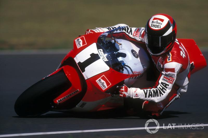 "1992 - Wayne Rainey, Yamaha<span class=""copyright"">Gold and Goose / Motorsport Images</span>"