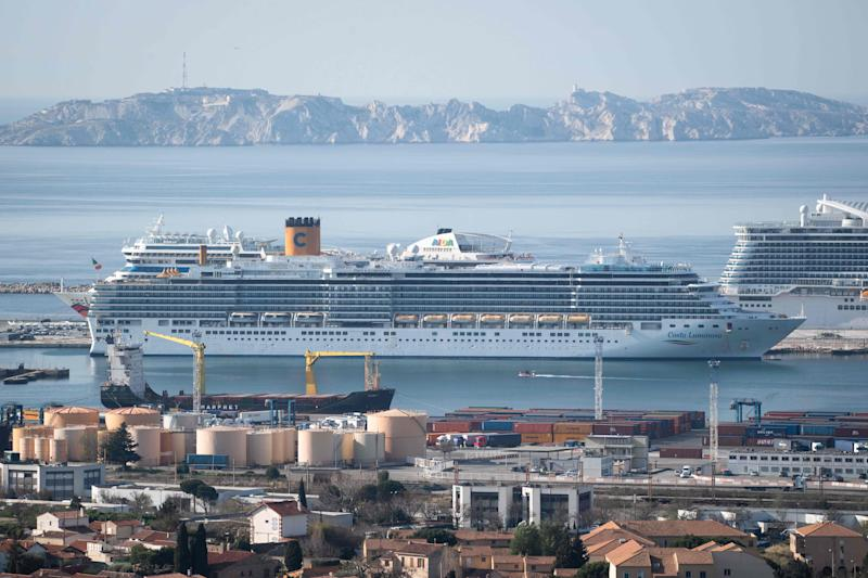 Costa Cruise passengers file class-action lawsuit alleging mishandling of coronavirus crisis