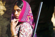 This year has been particularly exciting for the actress with four releases: Sonchiriya, Saand Ki Aankh, Bala and Pati Patni Aur Woh but it's her turn as Indumati, a beleaguered woman on the run in Abhishek Chaubey's dacoit-drama Sonchiriya where Pednekar shines the brightest. The actress portrays Indu's exhaustive journey and steadfastness in protecting a young brutalised girl with great empathy and stands shoulder to shoulder with the film's other consummate performers like Ranvir Shoery, Manoj Bajpayee and Ashutosh Rana.