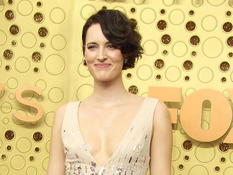 Phoebe Waller-Bridge finds dressing up 'very stressful'