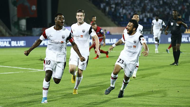 ISL 2018-19 LIVE: NorthEast United vs Chennaiyin FC