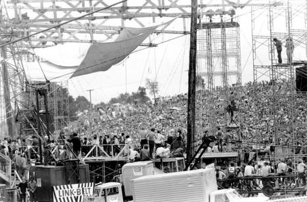 'Creating Woodstock': how festival came together, and almost fell apart
