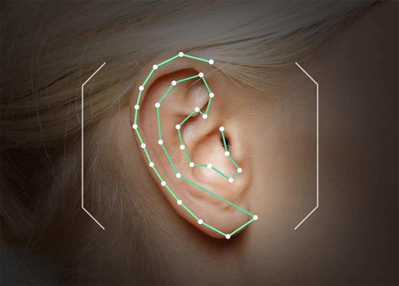 An app measures your ear to customize the sound to fit your profile.