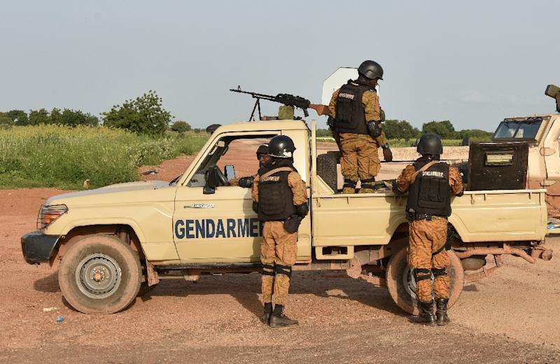 5 Burkinabe soldiers were found guilty of taking the arms which were allegedly to be used to attack Ouagadougou military prison in order to release former RSP head General Gilbert Diendere