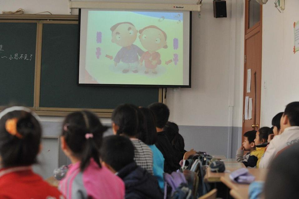 """There has been a surge in demand for private sex education classes in China, and a new law requires schools to teach """"age-appropriate sex education"""". Photo: AFP"""