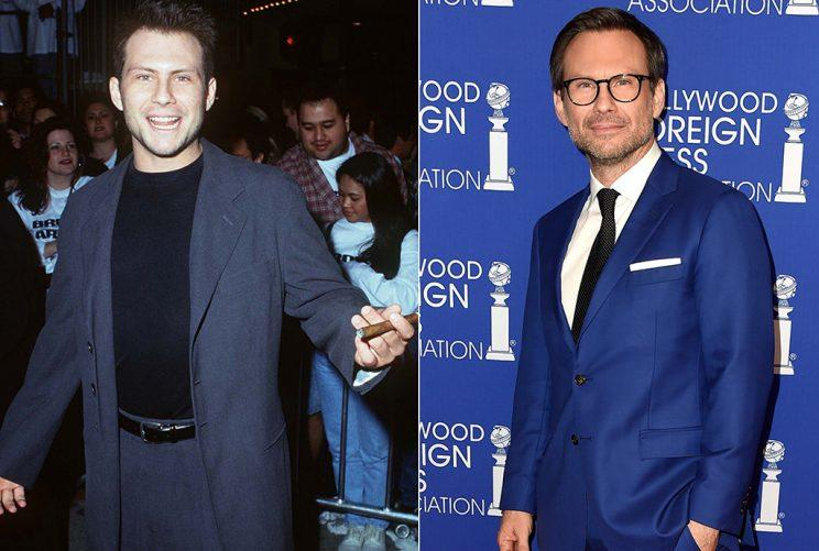 Christian Slater (Getty Images)