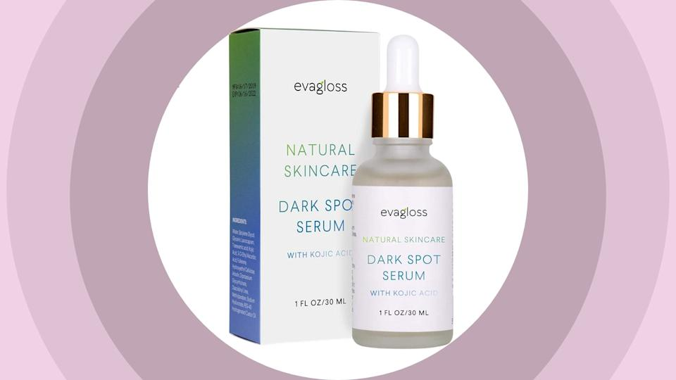 Evagloss Dark Spot Serum - $15 (originally $18) available through Amazon.