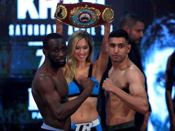 Terence Crawford vs Amir Khan: Freddie Roach on how Brit can upset 'best fighter in the world'