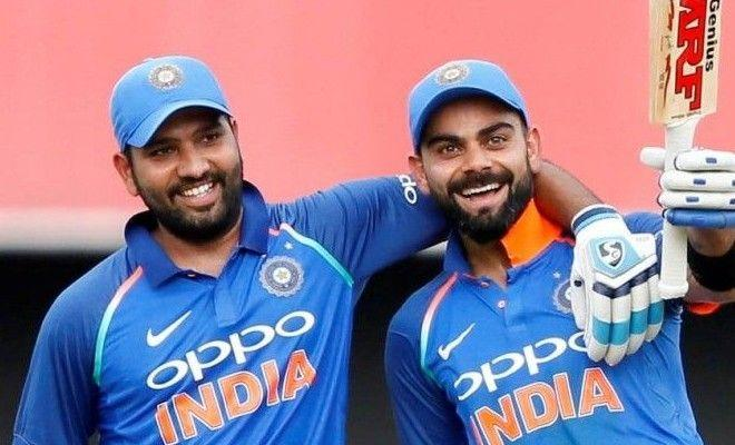 Rohit Sharma and Virat Kohli - The best of the current generation