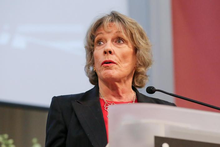 "Esther Rantzen has accused the BBC of committing an ""act of cruelty"" (Credit: Dinendra Haria/SOPA Images/LightRocket via Getty Images)"