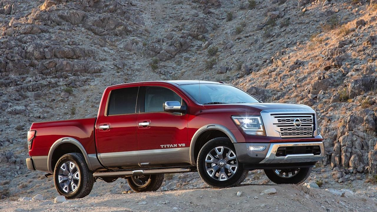 <p><strong>Average 5-year depreciation: 45.9%</strong></p> <p>In second-from-last place sits the Nissan Titan. Note that the image above is of the current Titan, but back in 2014 Nissan was still selling the previous generation. We'll have to wait and see if this poor result improves over the coming years.</p>