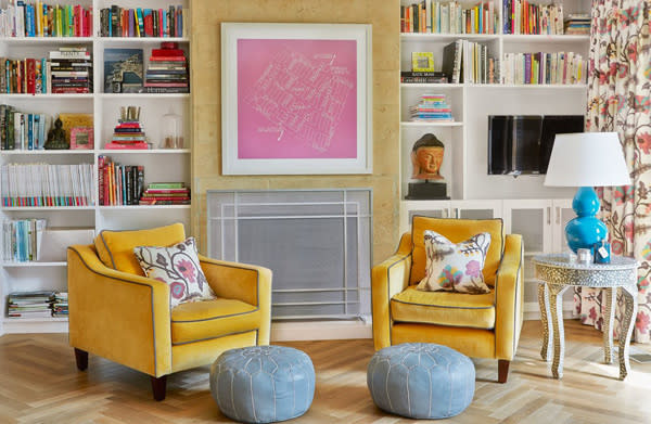 domino2 12 (Adult) Ways to Decorate With the Color Pink