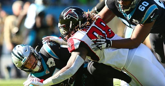 Takkarist McKinley heavily criticizes heavy Daryl Williams for Sunday flop
