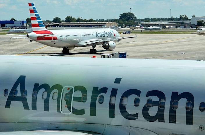American Airlines will add three new gates at the Charlotte airport by the end of the year.