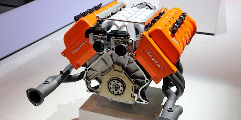 Spyker 39 s koenigsegg engine is an absolute powerhouse for Abc motor credit gilchrist rd