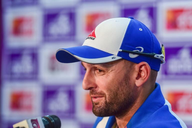 Australian cricketer Nathan Lyon said many in the England squad remain shaken by left-armer Mitchell Johnson's assault four years ago