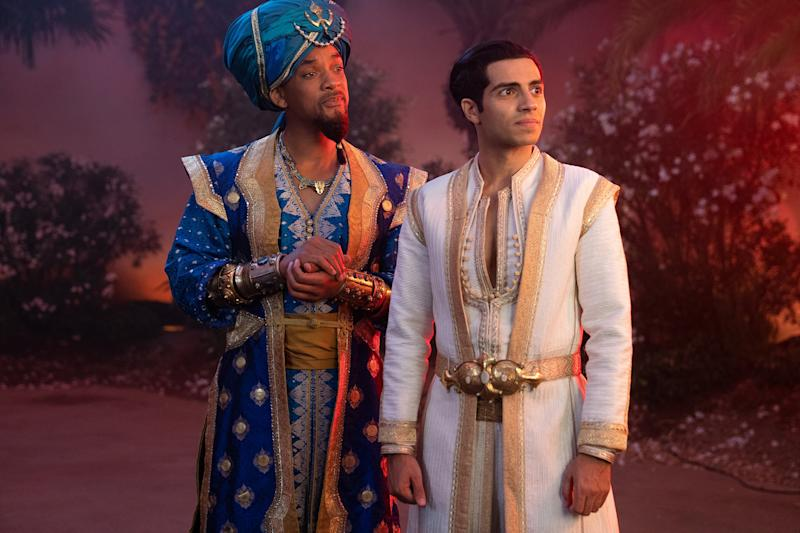 Aladdinsequel in the works at Disney