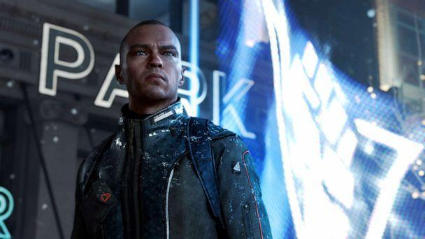 PHOTO: Jessie Williams as Markus in a scene from 'Detroit: Become Human.' (PlayStation)