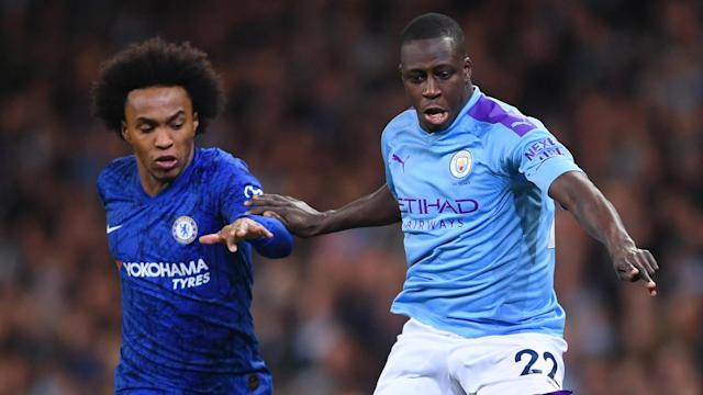 The champions are nine points behind the Premier League leaders but their full-back insists the race is still very much on