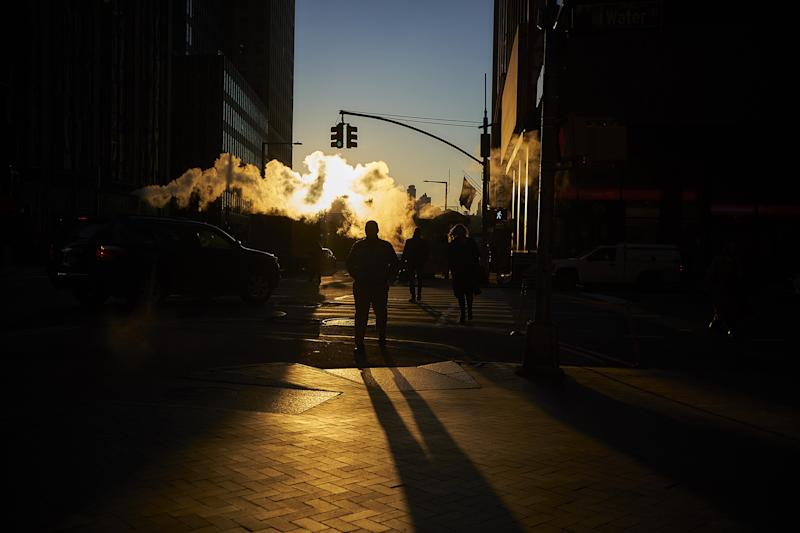 """(Bloomberg) -- One afternoon in late October 2017, hundreds of students from the elite Avenues private school in Manhattan were loaded onto buses, ready to head home. Suddenly, school principal Abby Brody got a disturbing smartphone alert.The crime-tracking app Citizen buzzed with a bulletin, and then a live video,about a nearby traffic incident. Itturned out to be a deadly terror attack that left eight people dead.""""I jumped in front of the buses and stopped them,"""" Brody said. """"They were about to pull out and if I'd waited to get an update from the security team or the local police precinct, the kids would've been in the middle of it; they would've been driving right into it.""""Citizenusesa mix of humans and technology tomonitorpolice scannersand sendsout alerts to users regardingincidents occurring within about a one-mile radius of their smartphones. Users on site can upload photos and live videos of the scene. Originally called Vigilante, the app was banned from Apple's App Store theday after launching in 2016 amid concern it would encourage citizensto take crimestopping into their own hands.But afterrebrandingas Citizen in 2017 with an emphasis on safety and awareness,the apphas exploded in popularity. It's currently available in five cities: Los Angeles, Baltimore, Philadelphia, San Francisco and New York, where more than 1 million people have downloaded it.The app was ranked No. 18in news app downloads across iOS and Google Play in the U.S. in May, according to analytics firm App Annie.Citizen's founder and Chief Executive Officer Andrew Frame has lofty goals for the mobile app to becomea people-powered public safety net that will unite the country by encouraging people to help and protect each other.""""Hyper local information is really important; it gives you situational awareness,"""" Frame said in an interview at Citizen's New York headquarters. """"We're empowering people to make decisions about their safety in ways that have never been possible before.This fills a b"""