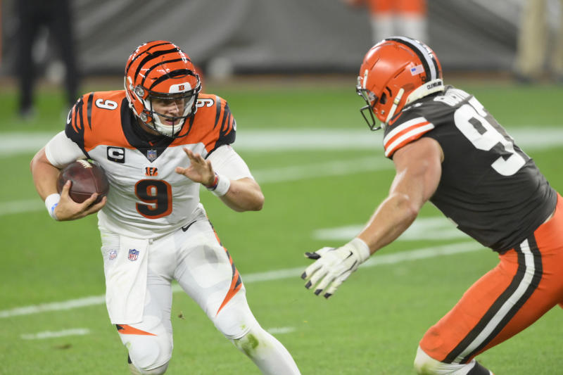 NFL fines several Bengals, Browns players after Week 2 game