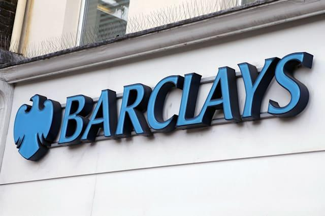 Barclays profits up